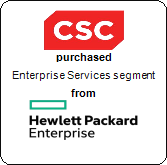 Computer Sciences Corporation,  purchased Enterprise Services segment from Hewlett Packard Enterprise