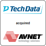 Tech Data Corporation,  acquired Avnet Technology Solutions