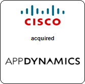 Cisco Systems, Inc.,  acquired AppDynamics