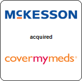 McKesson Corporation,  acquired CoverMyMeds LLC