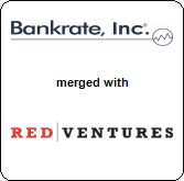 Bankrate, Inc. will be merged with Red Ventures, LLC,