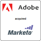 Adobe Systems Incorporated,  acquired Marketo, Inc