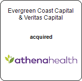 Evergreen Coast Capital, Veritas Capital,  will acquire athenahealth, Inc.