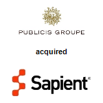Publicis Groupe SA,  acquired Sapient Corporation