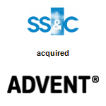 SS&C Technologies, Inc.,  acquired Advent Software, Inc.