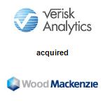 Verisk Analytics, Inc.,  will acquire Wood Mackenzie