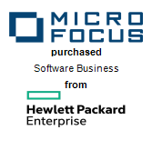 Micro Focus International Limited,  purchased Software Business from Hewlett Packard Enterprise