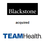 Blackstone Group LP,  acquired TeamHealth