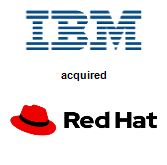 IBM,  acquired Red Hat, Inc.