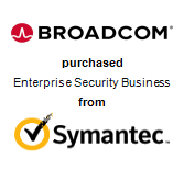 Broadcom Limited,  purchased Enterprise Security Business from Symantec Corporation