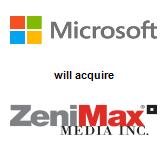Microsoft Corporation,  will acquire ZeniMax Media, Inc.