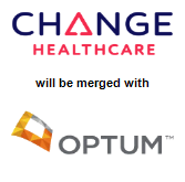 Change Healthcare Corporation will be merged with Optum,