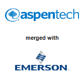 AspenTech will be merged with Emerson,